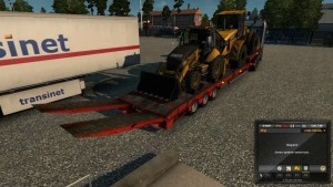 SCS Overweight Trailers Animated