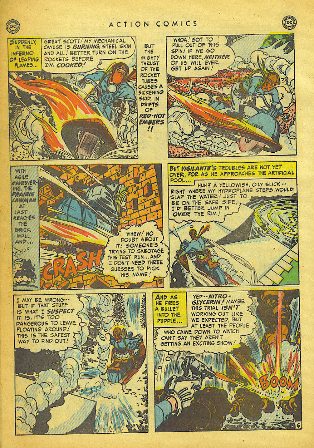 Read online Action Comics (1938) comic -  Issue #149 - 36