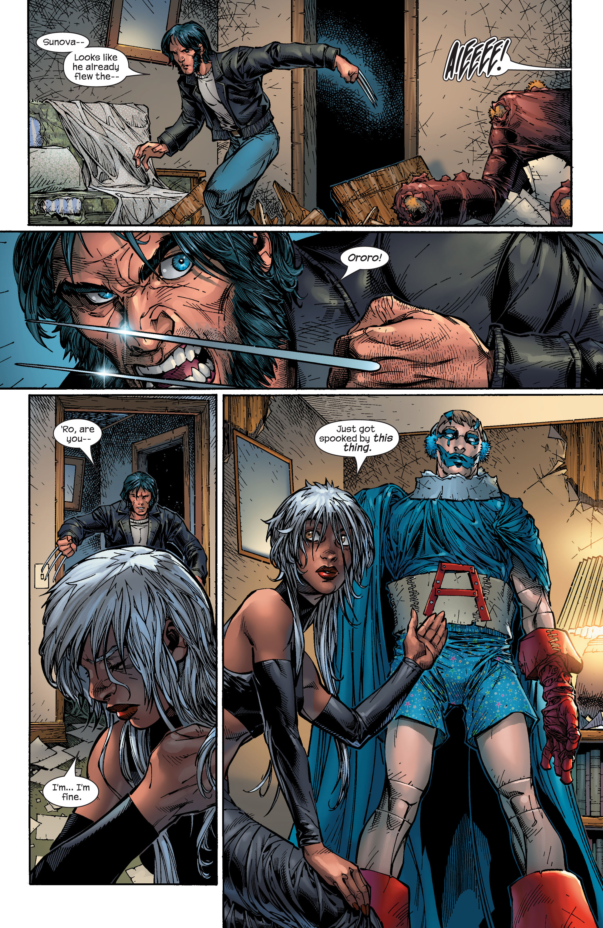 Read online Ultimate X-Men comic -  Issue #48 - 22