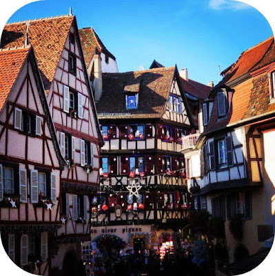 Celebrating Christmas in Strasbourg and Alsace - Colmar Christmas Market