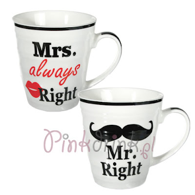 Gadżety z motywem Mr&Mrs - modne dodatki na wieczór panieński i nie tylko