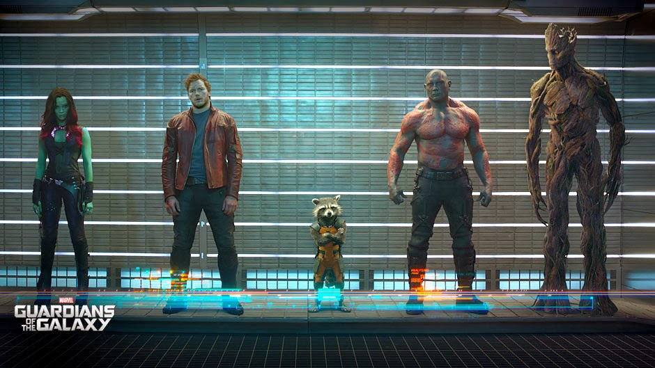 The Blot Says First Look Marvel S Guardians Of The