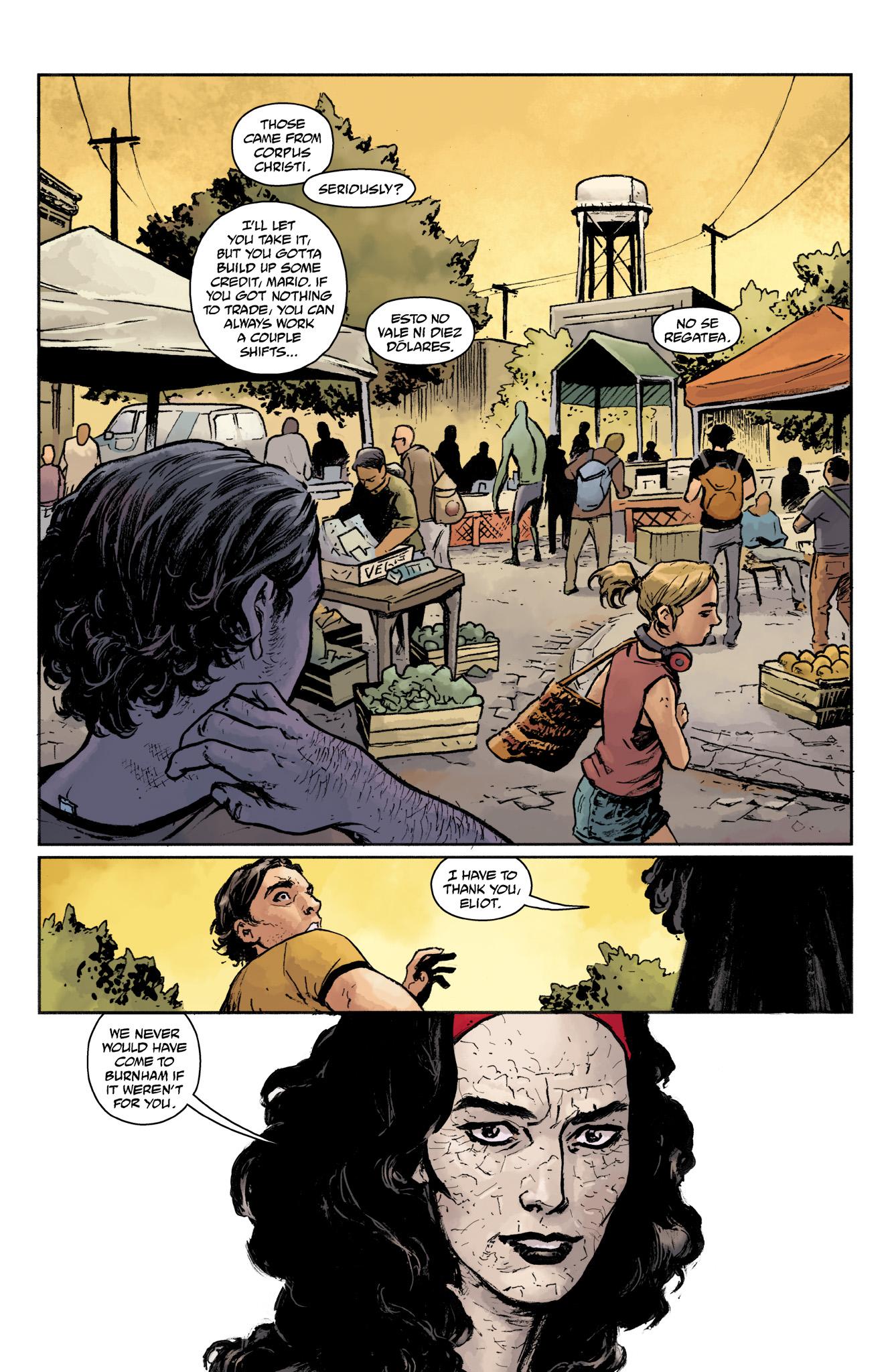 Read online Abe Sapien comic -  Issue #19 - 3