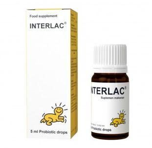 Interlac - Manfaat, Dosis, Efek Samping dan Harga