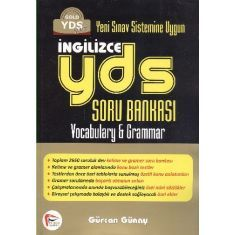 Pelikan YDS Soru Bankası Vocabulary Grammar