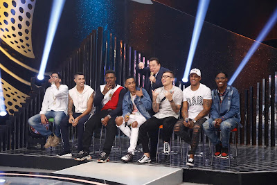 Participantes do Banquinho Funk  (Crédito: Rodrigo Belentani/SBT)