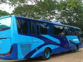 Sewa Bus Termurah Ke Puncak