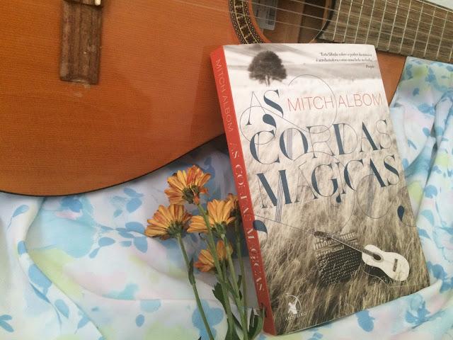 Resenha do Livro As cordas mágicas