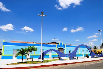 Resultado de imagem para foto municipio Gov. Dix-Sept Rosado