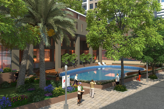 Bể bơi ngoài trời Gemek Premium