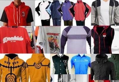makloon celana, baju, rok, jaket murah harga langsung pabrik di Bali