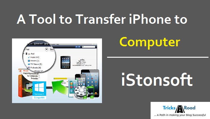 iPhone to Computer Transfer Tool