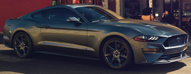 Ford Mustang 2018 Australia