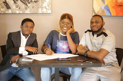 #BBNaija star Alex Asogwa bags endorsement deal with MyPaddi App