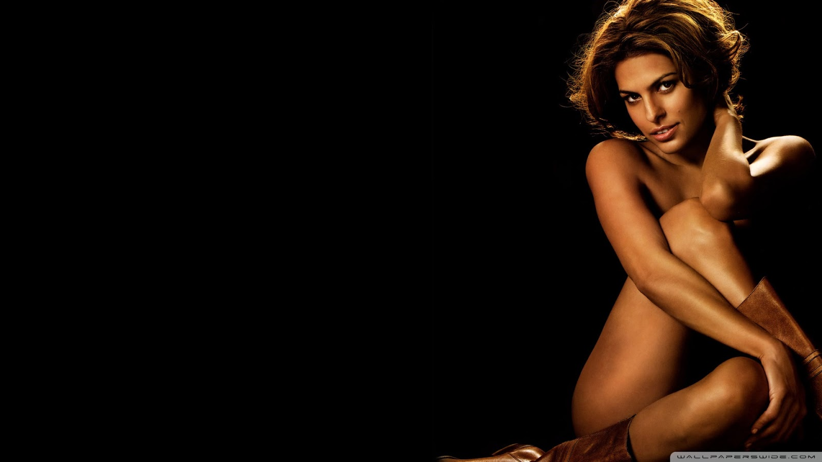 Boobs Eva Mendes Wallpaper Nude Gif