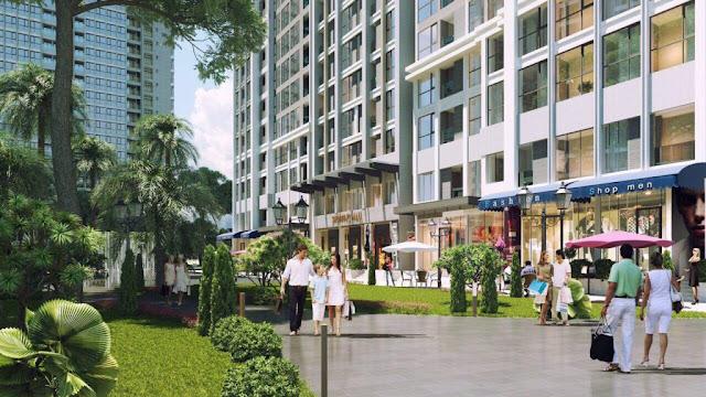 Dự án chung cư Aqua Park Bắc Giang