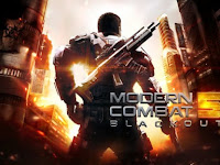 Download Game Modern Combat 5: Blackout Apk v2.0.0f Mod (GOD MODE)