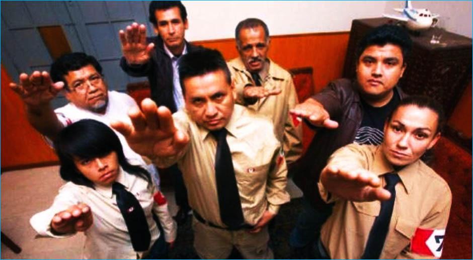 peruanos neonazi judios