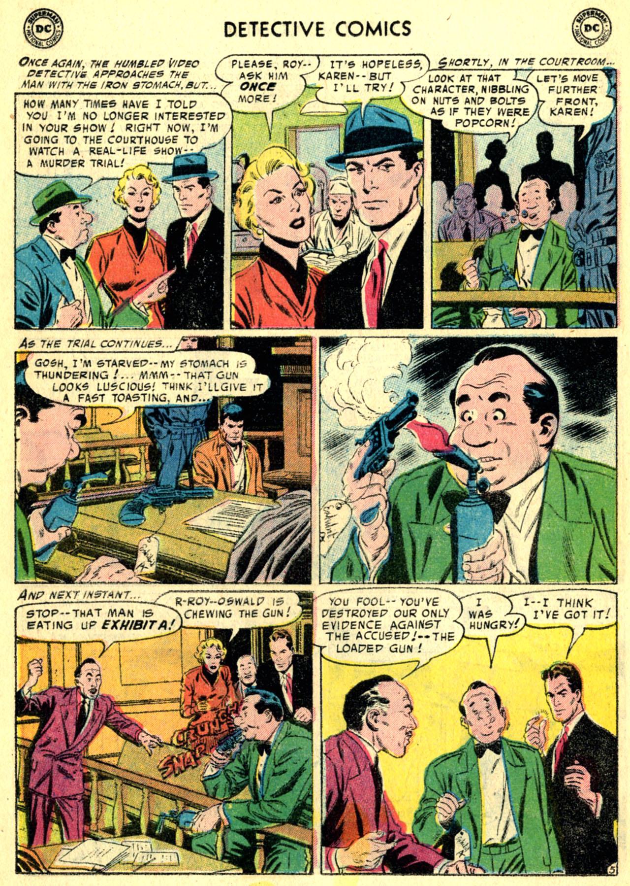 Detective Comics (1937) 232 Page 20