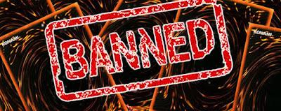Resultado de imagem para Logo Banned Yugioh