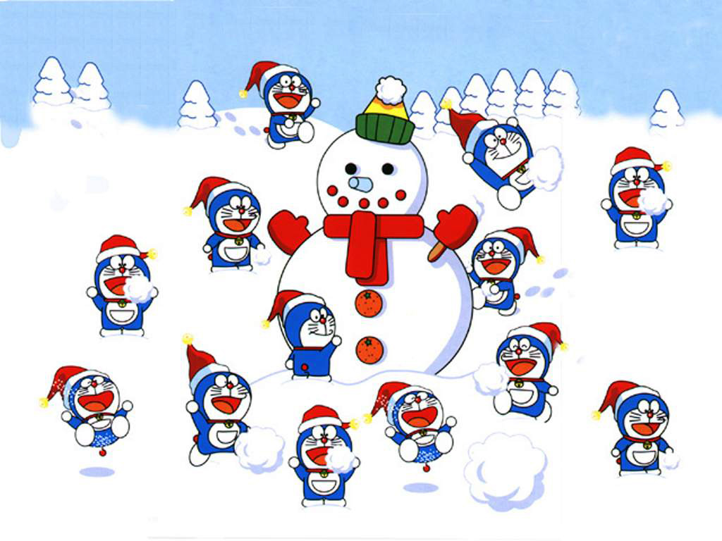 Wallpaper Wallpaper Of Doraemon
