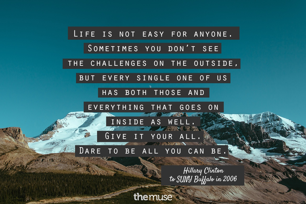 Life Is Not Easy Quotes 15 Images Inspirational Quotes For Graduating Students  Really