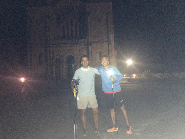 Gijón-Covadonga en 1 día: 80 km