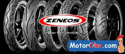 Harga Ban Motor Zeneos Murah Semua Ukuran Terbaru