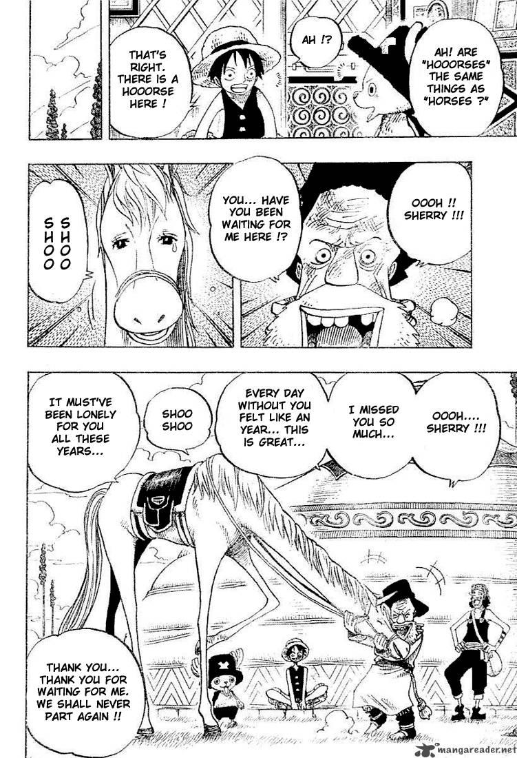 One Piece Ch 305