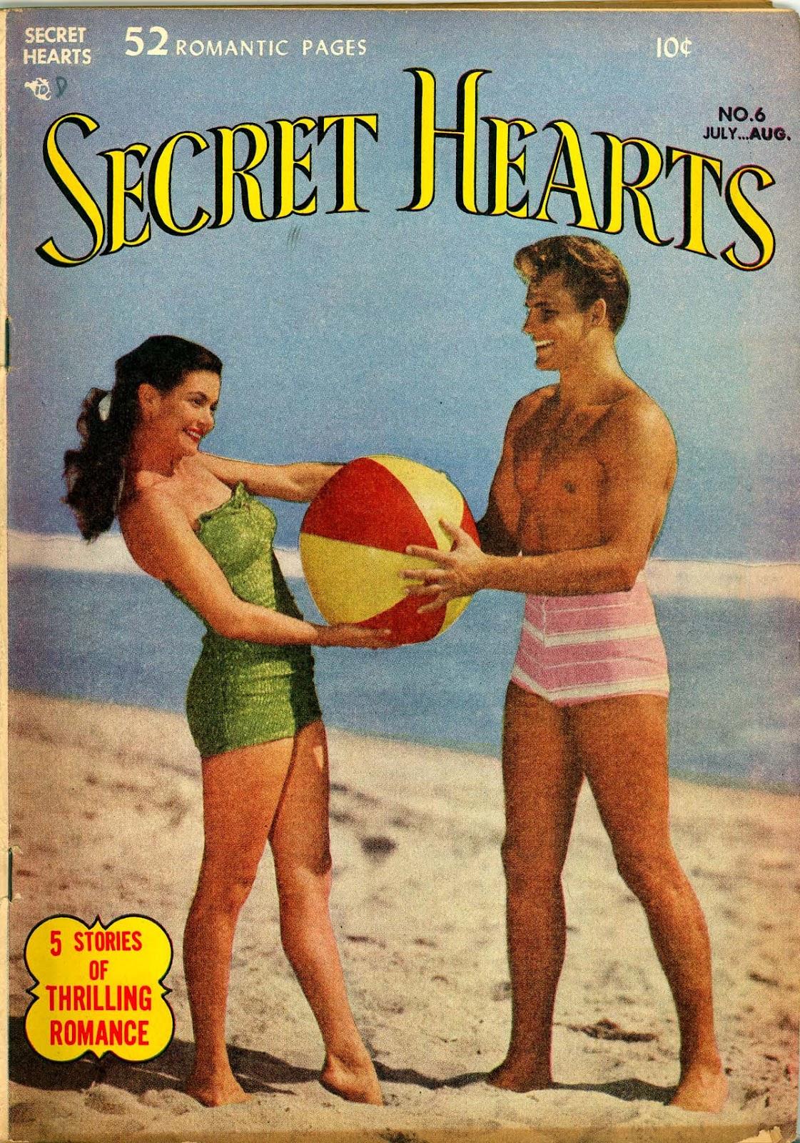 Secret Hearts 6 Page 1
