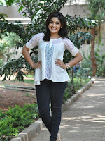 Nivetha Thomas photos at Gentleman post release event-cover-photo