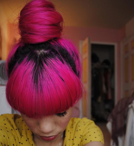 Princess Ugly Safely Bleach Dye Hair Home