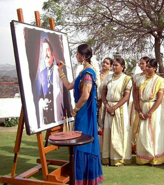 Anushka Shetty Unseen pic from arundathi