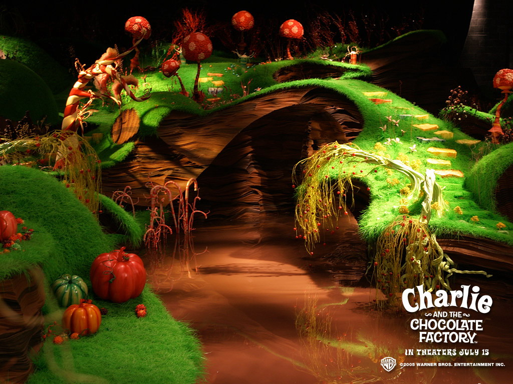 Ch Channel Ch Essay Charlie And The Chocolate Factory