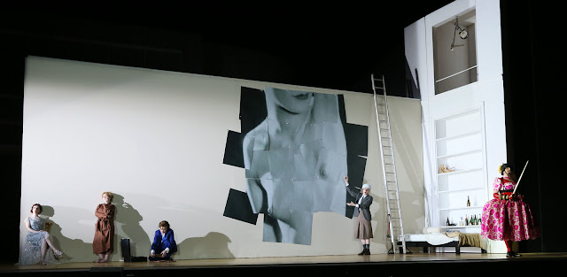 ENO - Handel: Partenope Act 3 (Photo Donald Cooper)