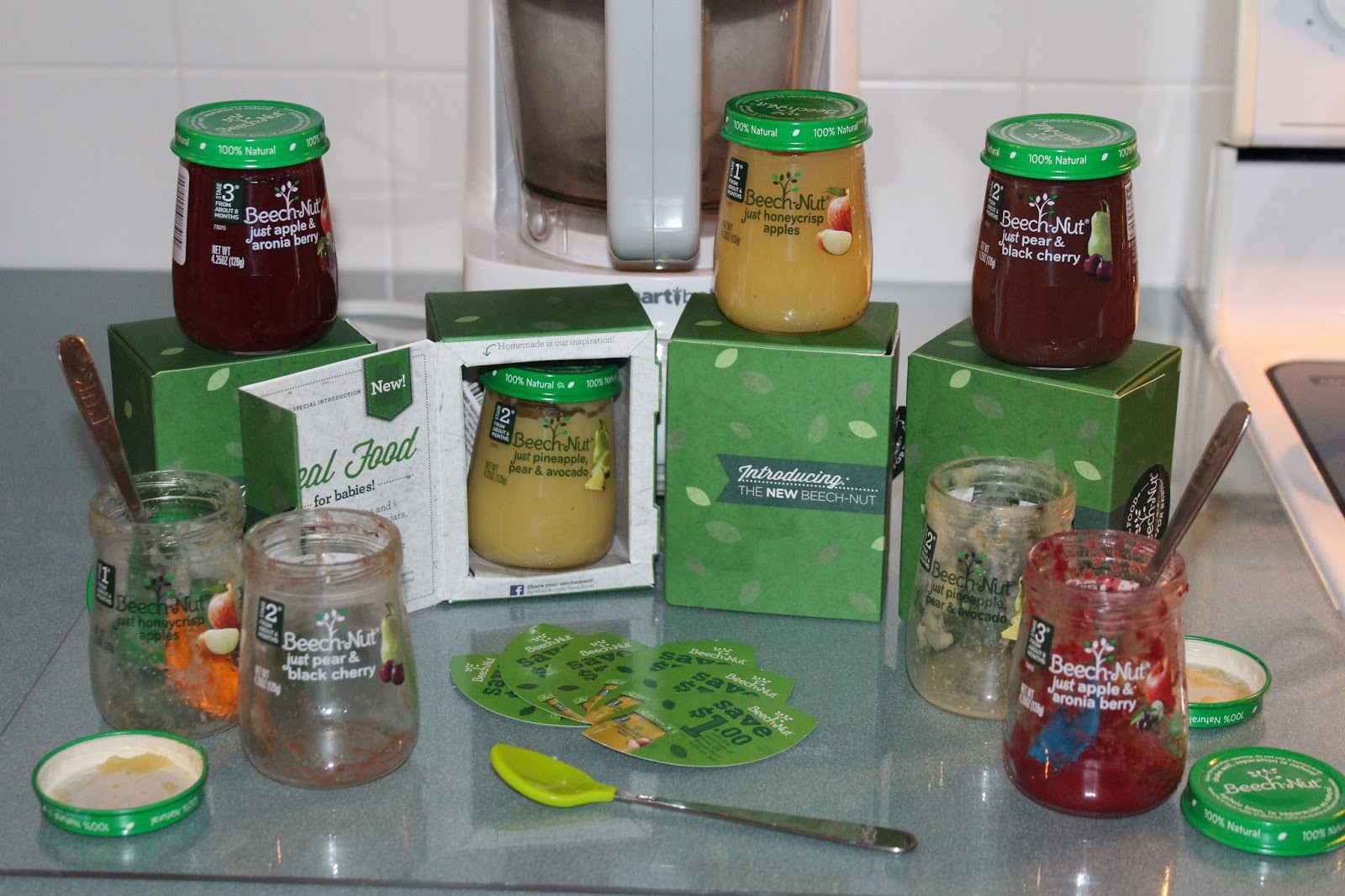 Beechnut Organic Baby Food Target