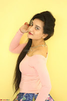 Janani Iyyer in Skirt ~  Exclusive 102.JPG