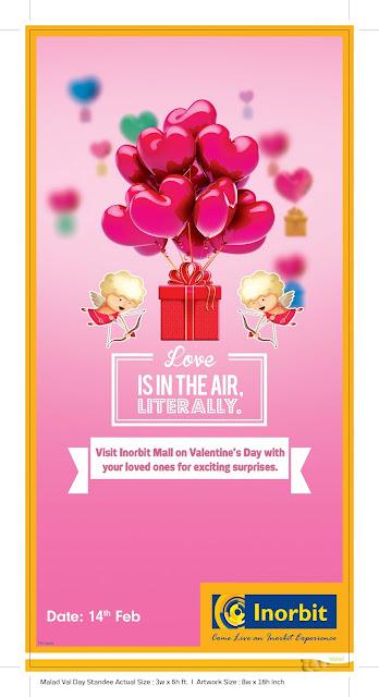 "Inorbit mall, Malad - The perfect location to celebrate ""The Season of Love"""