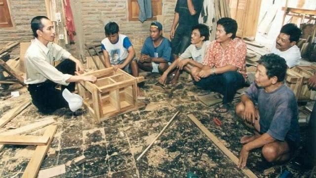 Jokowi Lahir dengan Nama Mulyono, Pergantiannya Masih Jadi Misteri