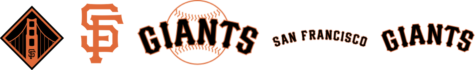 Lara Sports Design Mlb 2019 San Francisco Giants