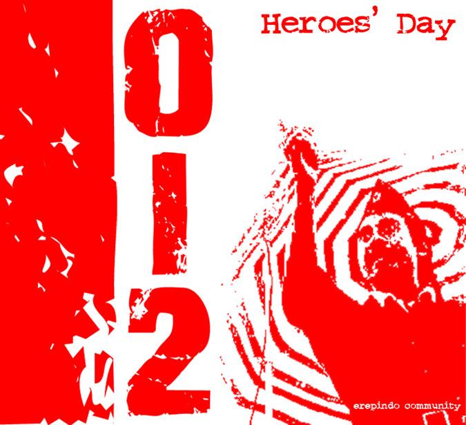 Lomba Desain Poster Perjuangan Hari Pahlawan Published By Sliver
