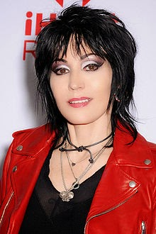 Rocktober 10,  2014 Joan Jett http://www.jinglejanglejungle.net/2014/10/rocktober-10-2014-joan-jett.html #Rocktober