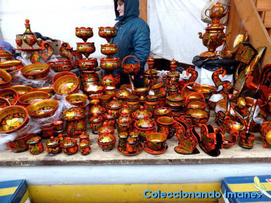 jojlomá artesanía Rusa