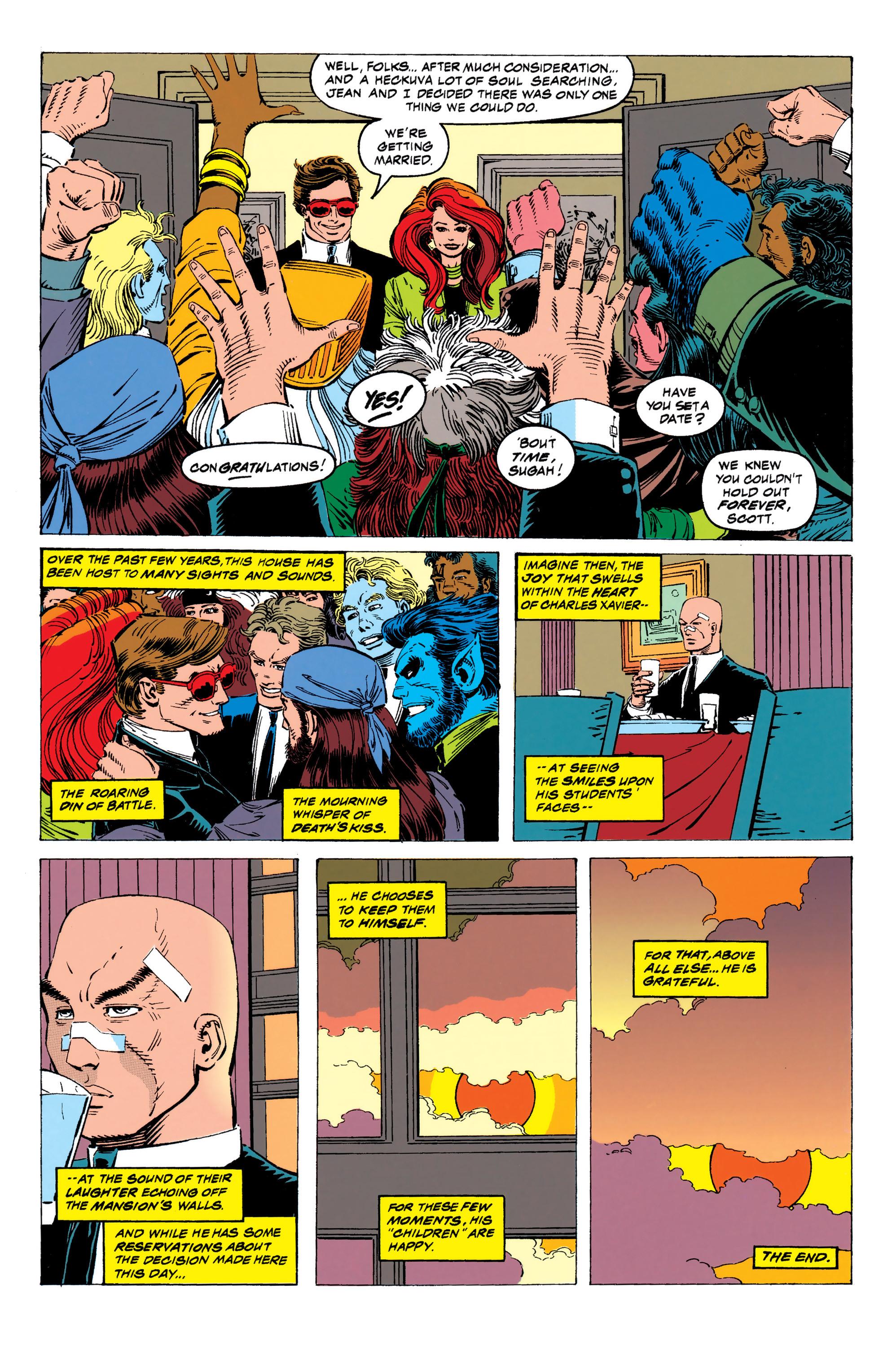 Read online Uncanny X-Men (1963) comic -  Issue #308 - 20