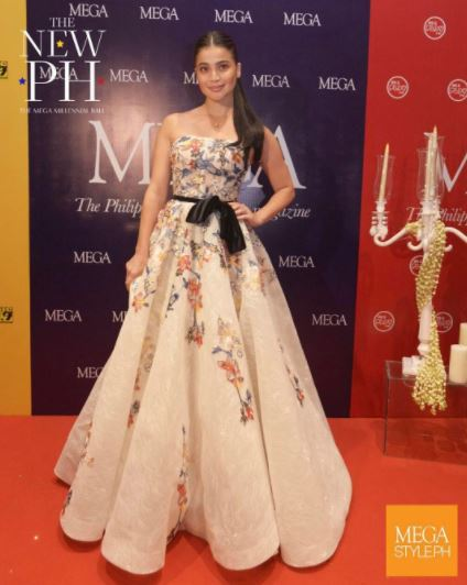 LOOK: Did Nadine Lustre Outshine Anne Curtis with her Daring Gown at ...