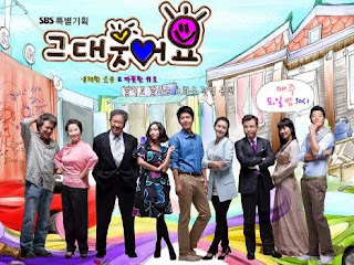 Sinopsis Drama Korea Smile Honey - You Smile Episode 1- Terakhir Lengkap
