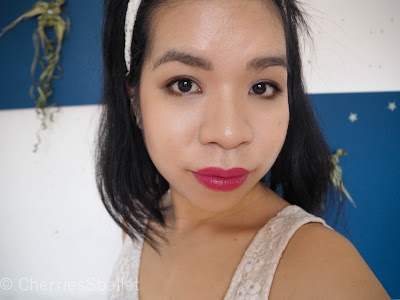 Illamasqua Intense Lipgloss in Belladona