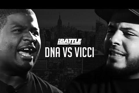 iBattleTV Presents: DNA vs Vicci