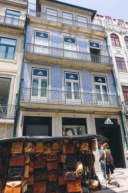 サンタ・カタリーナ通り(Rua de Santa Catarina)