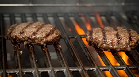 How to clean your grill and fall